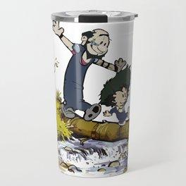 Cowboy & Bebop Travel Mug