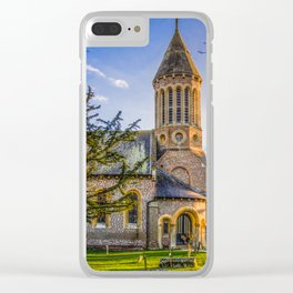 St Mary Burghfield Clear iPhone Case