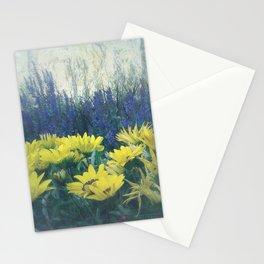 Small Summer Garden Stationery Cards