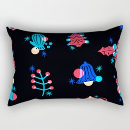 Winter Gift Idea for Christmas 2020 Rectangular Pillow
