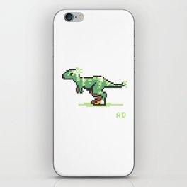 8-Bit T-Rex iPhone Skin