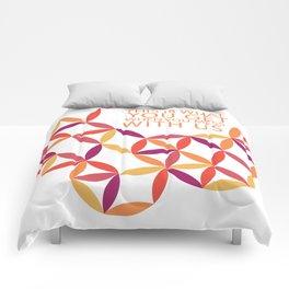 Karma Police Comforters
