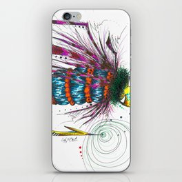Crazy Caddis iPhone Skin