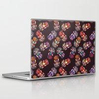 mucha Laptop & iPad Skins featuring mucha muchacha by Elminimal