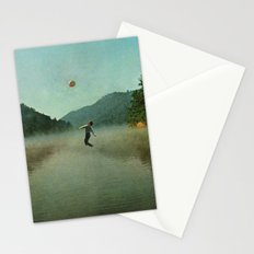 Water Sports Stationery Cards