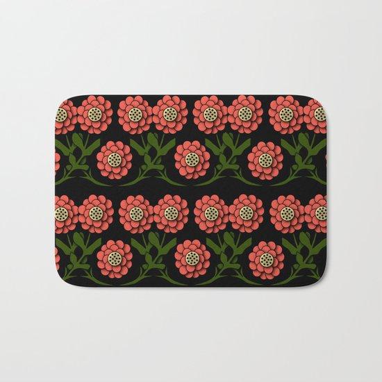 Flower 6 Bath Mat