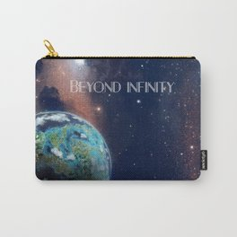 Beyond Infinity | Vacation Planet Carry-All Pouch