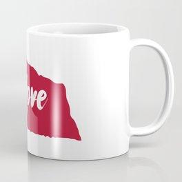 Nebraska Love Coffee Mug