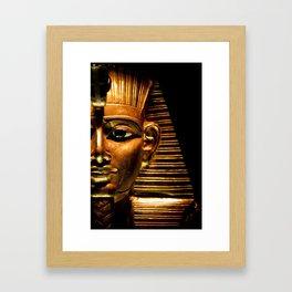 King Tuts Artifacts 3 Framed Art Print