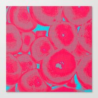 fruit Canvas Prints featuring Fruit by Serena Gailey