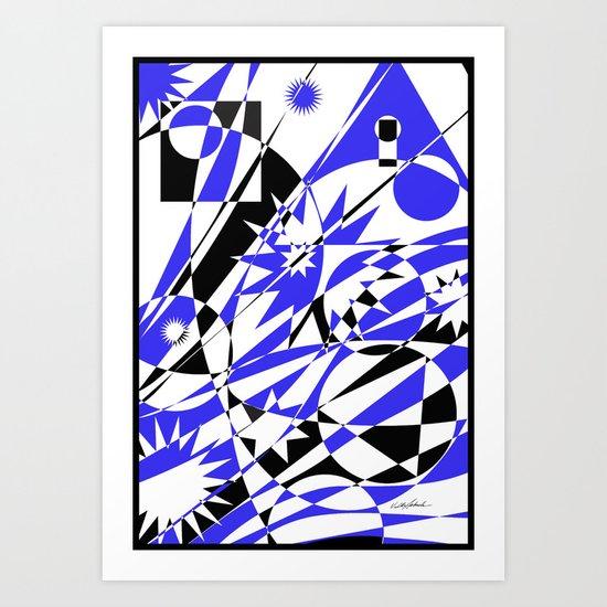 The Finn Art Print