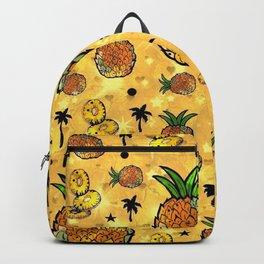 Pineapple by Nico Bielow Backpack