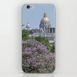 Domes de Paris iPhone Skin