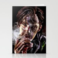 cumberbatch Stationery Cards featuring benedict cumberbatch by jiyounglee0711