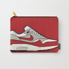 """NIKE Air Max 1 """"OG Red"""" Carry-All Pouch"""