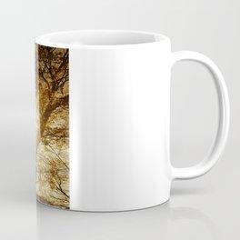 Sunset Behind the Tree Coffee Mug