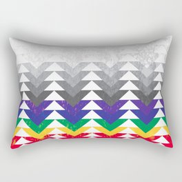 fade Rectangular Pillow