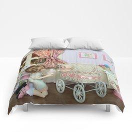 ** Little girl's room ** Comforters