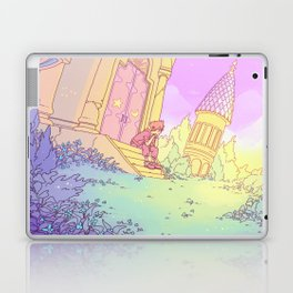 The Mysterious Tower Laptop & iPad Skin