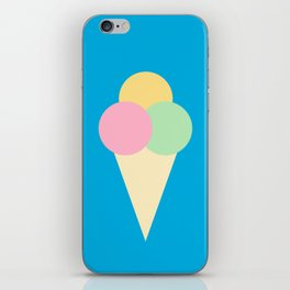 #4 Icecream iPhone Skin
