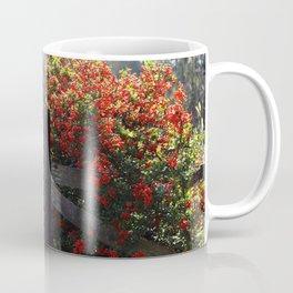 Country Autumn Gate Coffee Mug