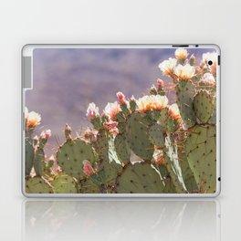 Prickly Pear Blooms I Laptop & iPad Skin