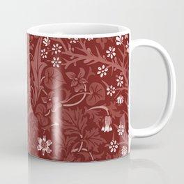 "William Morris ""Blackthorn"" 8. Coffee Mug"