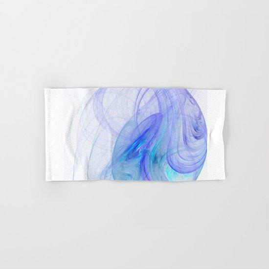 In the blue   (A7 B0218) Hand & Bath Towel