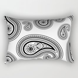 Paisley pattern Rectangular Pillow