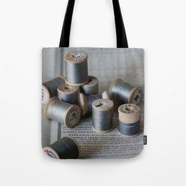 Grey Notions Tote Bag