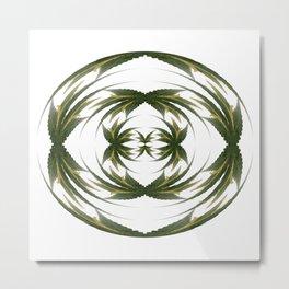 Leaves of Love.... Metal Print
