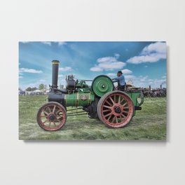 Jem General Purpose Engine Metal Print