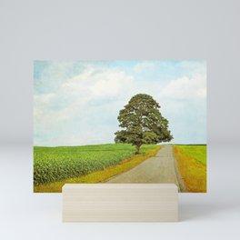 Lone Tree Mini Art Print