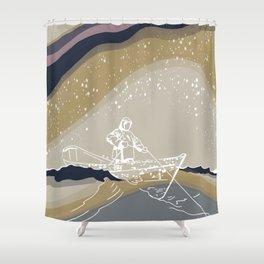 Gunnar  Shower Curtain