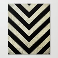 decal Canvas Prints featuring Bold by Charlene McCoy