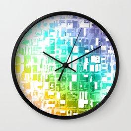 spectrum construct Wall Clock