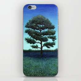 Nocturnal Southern Pine iPhone Skin