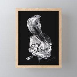 COBRA 1 Framed Mini Art Print