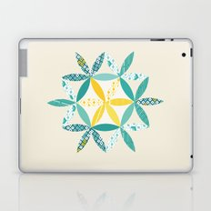 Patchwork Sunshine Laptop & iPad Skin
