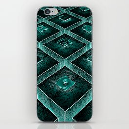 AzTECH Temple iPhone Skin