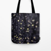 sparkles Tote Bags featuring Sparkles by Scarlet