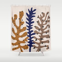 Plant Composition III Shower Curtain