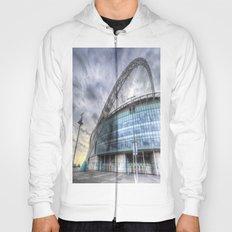 Wembley stadium London Hoody