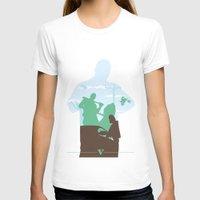 gta v T-shirts featuring GTA V - FRANKLIN CLINTON by ahutchabove