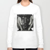 will graham Long Sleeve T-shirts featuring Graham by Frank Odlaws