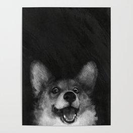 Sausage Fox Poster