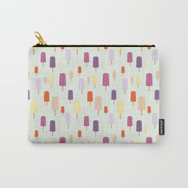 Fruity popsicle pattern 2 Carry-All Pouch