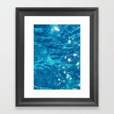The Surface Framed Art Print