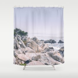 Pacific Coast California II Shower Curtain