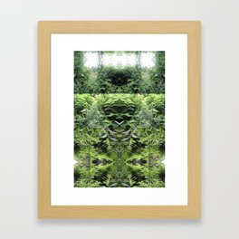 Espiritu - 052 Framed Art Print
